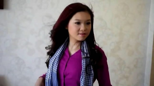 Asia's Next Top Model – Thanh Huyen's Video