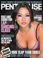 Link to Adrianna Luna – Penthouse USA – Novembro 2012