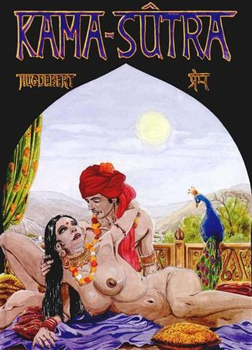 Kama-Sutra, Indian Porn Comics