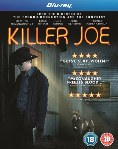 Killer Joe (2011) BRRip 720p 600Mb