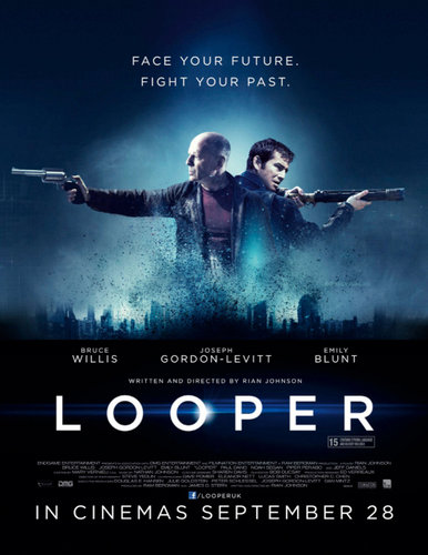 Looper (2012) HD-TS Dual Audio Hindi Dubbed