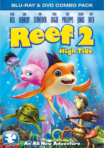 The Reef 2: High Tide (2012) BRRip 720p 600Mb
