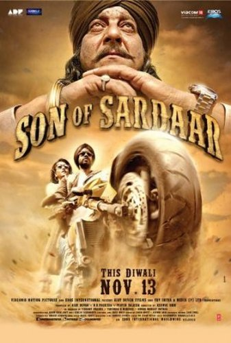 Son Of Sardaar (2012) DvdRip 700MB