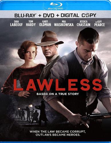 Lawless (2012) BRRip 720p 700Mb