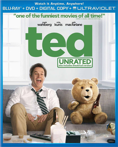 Ted (2012) UNRATED BRRip 720p 800Mb