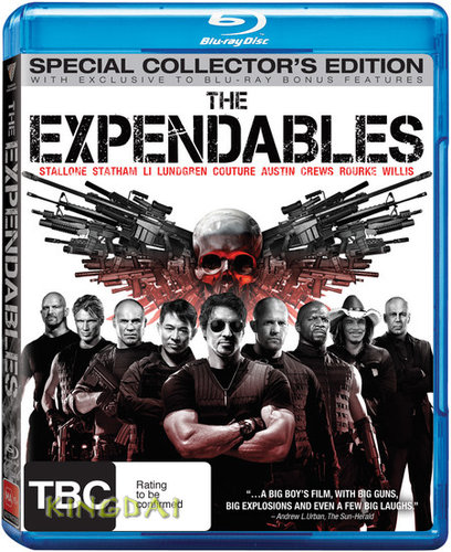 The Expendables 2010 Dual Audio BRRip 480p 300MB