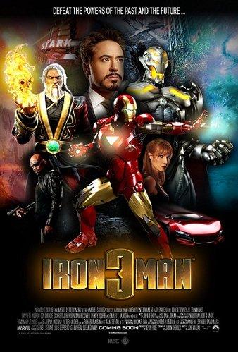 Iron Man 3 (2013) Official Trailer 1080p HD