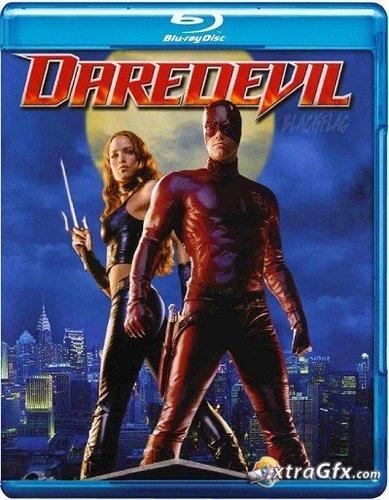 Daredevil (2003) Dual Audio [Hindi English] Directors Cut BRRip 720p