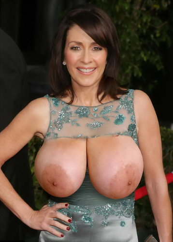 8goym7twn9lc t Patricia Heaton Nude Fake Showing her Big Boobs n Pussy