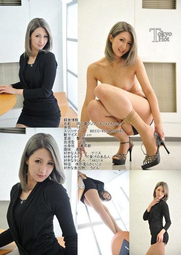 Tokyo Hot n0801 明日香クレア 明日香クレア人生初中出しKurea Asuka