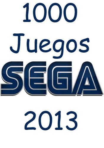 Emulador Sega Mega Drive + 1000 Juegos [Coleccion] [2013]