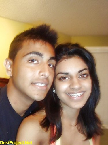 Hot Desi Couple