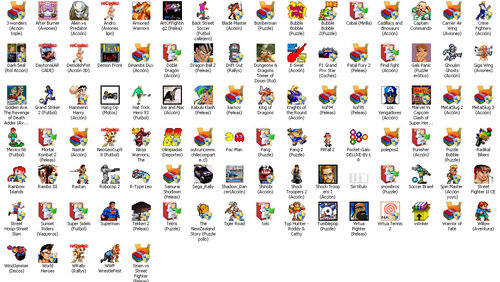 Emulador Sega Mega Drive 1000 Juegos Coleccion 2013 Otros