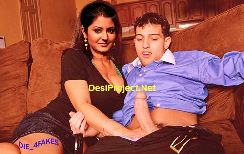 Anushka Sharma Nude