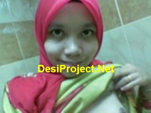 Nude bertudung girl malay