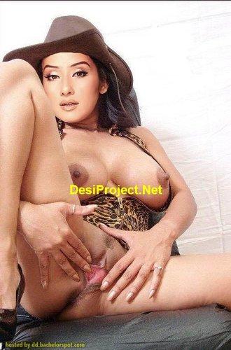Manisha Koirala Nude