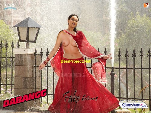 Sonakshi Sinha Nude