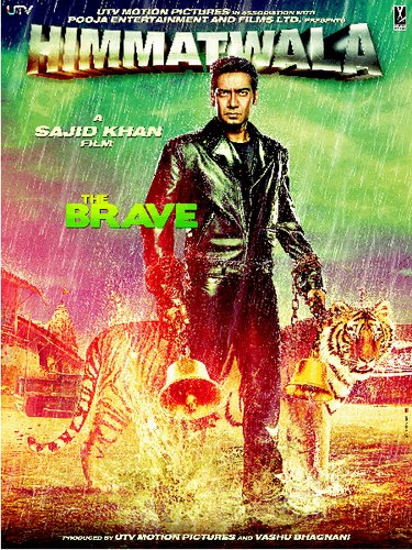 Himmatwala (2013) Official Theatrical Trailer 720p HD