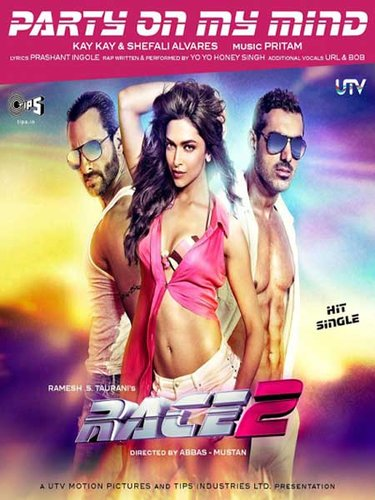 Race 2 (2013) DvdScr 500MB