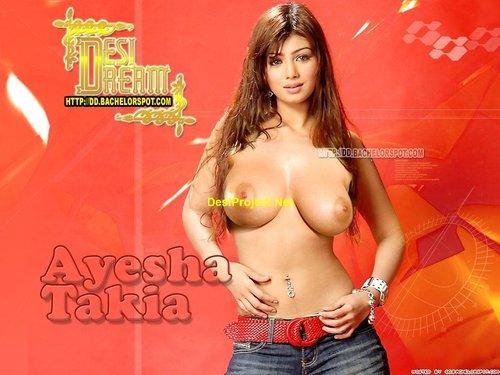 Ayesha Takia Nude