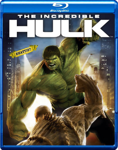 Film Bioskop Terbaru The Incredible Hulk 2008 BRRip Dual Audio Hindi Dubbed 300Mb