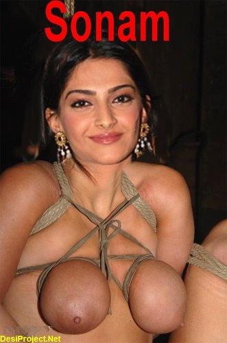 Sonam Kapoor Nude Sexy Pictures