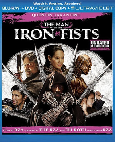 The Man with the Iron Fists (2012) UNRATED BRRip 720p 700Mb
