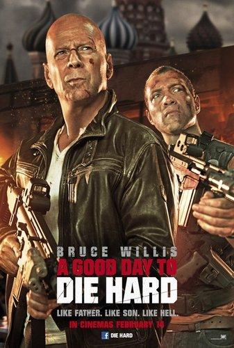 A Good Day to Die Hard 2013 HDRip 700mb Download