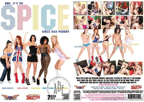 Download OMG It's The Spice Girls XXX Parody Free