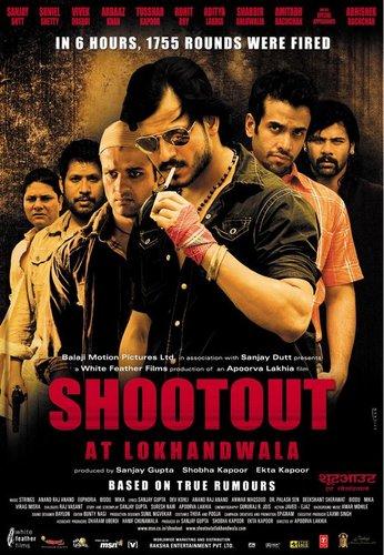 Shootout at Lokhandwala (2007) DvdRip 600MB