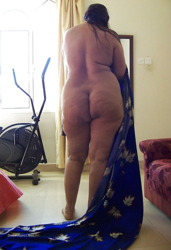 Desi Fat Aunty Enjoying
