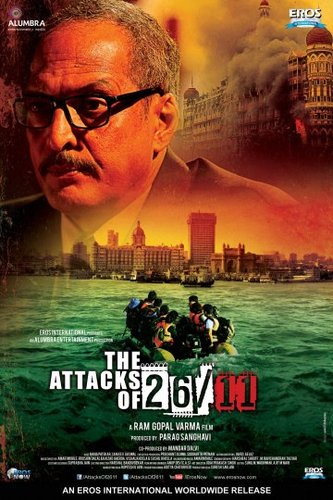 The Attacks of 26/11 (2013) HDRip 700MB