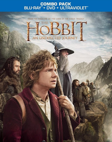 The Hobbit An Unexpected Journey (2012) BRRip 480p 350Mb