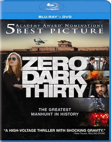 Zero Dark Thirty (2012) Dual Audio [Hindi English] BRRip 720p