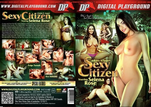 Download Sexy Citizen [2011, 720p, BDRip] Free