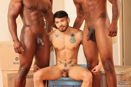 порно гей фильм черные