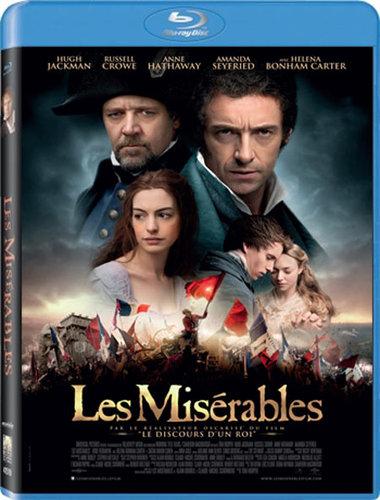 Les Miserables (2012) BRRip 720p 950MB