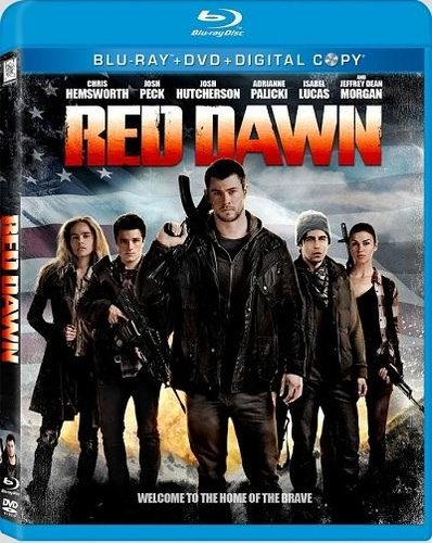 Red Dawn 2012 Dual Audio [Hindi Eng 5.1] BRRip 720p 800mb