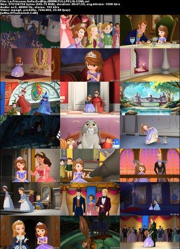 zdhizr7lz4r3 t La princesa Sofía: Érase una vez una princesa (2012) Español Latino