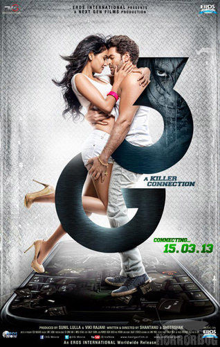 3G – A Killer Connection (2013) HDRip 350Mb