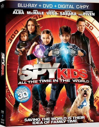 Spy Kids 3: Game Over (2003) Dual Audio [Hindi English] BRRip 720p