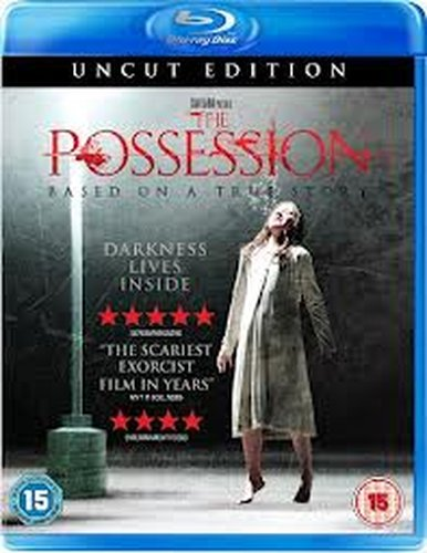 The Possession (2012) Dual Audio [Hindi English] BRRip 300MB