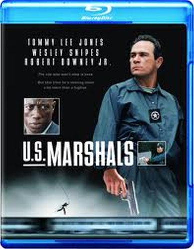 U.S. Marshals (1998) Dual Audio [Hindi English] BRRip 720p