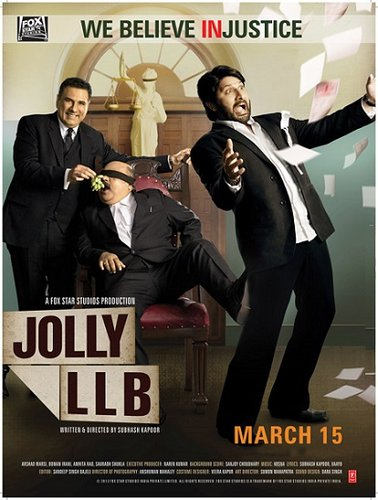 Jolly LLB (2013) DvdScr 700MB DDR