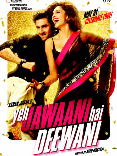 Yeh Jawaani Hai Deewani 2013 300mb Free Download