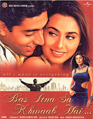 Bas Itna Sa Khwaab Hai (2001) DvdRip 350Mb