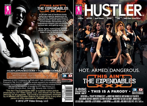 Download This Aint the Expendables XXX [2012, 720p, BDRip] Free