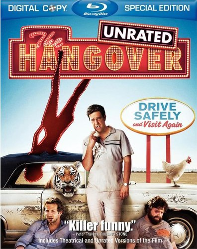 The Hangover (2009) Dual Audio [Hindi Enlgish] BRRip 720p