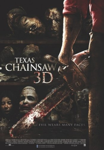 Texas Chainsaw 3D (2013) WEBRip 400Mb Download