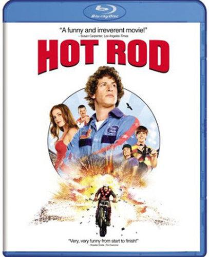 Hot Rod (2007) Dual Audio [Hindi Enlgish] BRRip 300MB